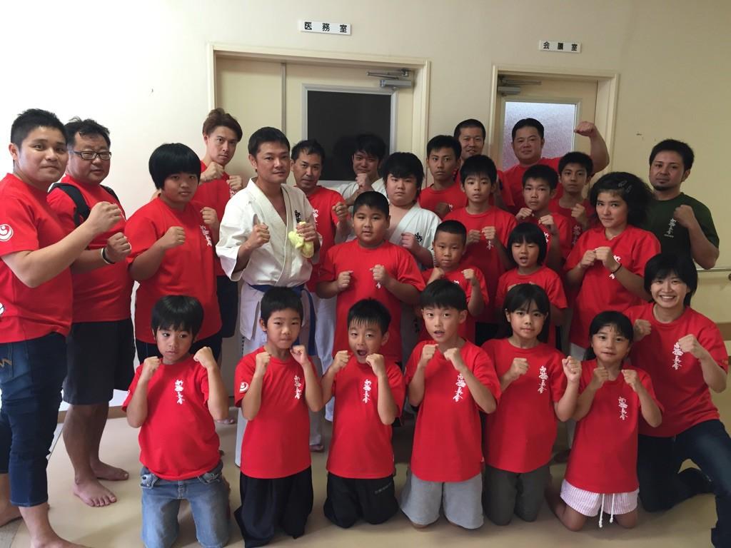 沖縄県ウエイト制大会2